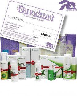Gavekort +Plus