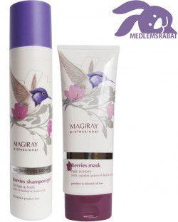 Shampoo Gel & hårbalsam
