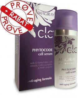 Phytocode Cell Serum - prøve