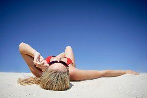 Solcreme og anden naturlig hudpleje til at beskytte mod uv-stråler