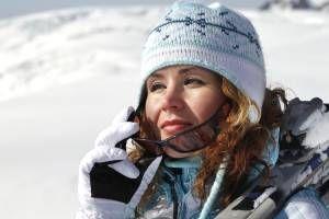 ski-pige