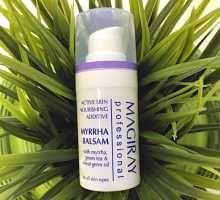Myrrha, reparations-salve til irritationer, kløe og skadet hud